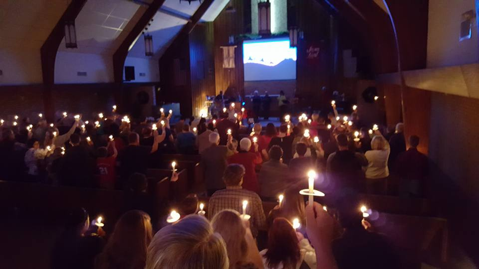 Christmas Eve Candlelight Service 2015