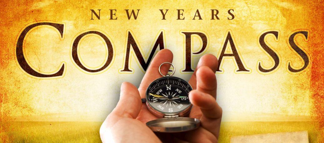2019 Sermon Series – New Year's Compass